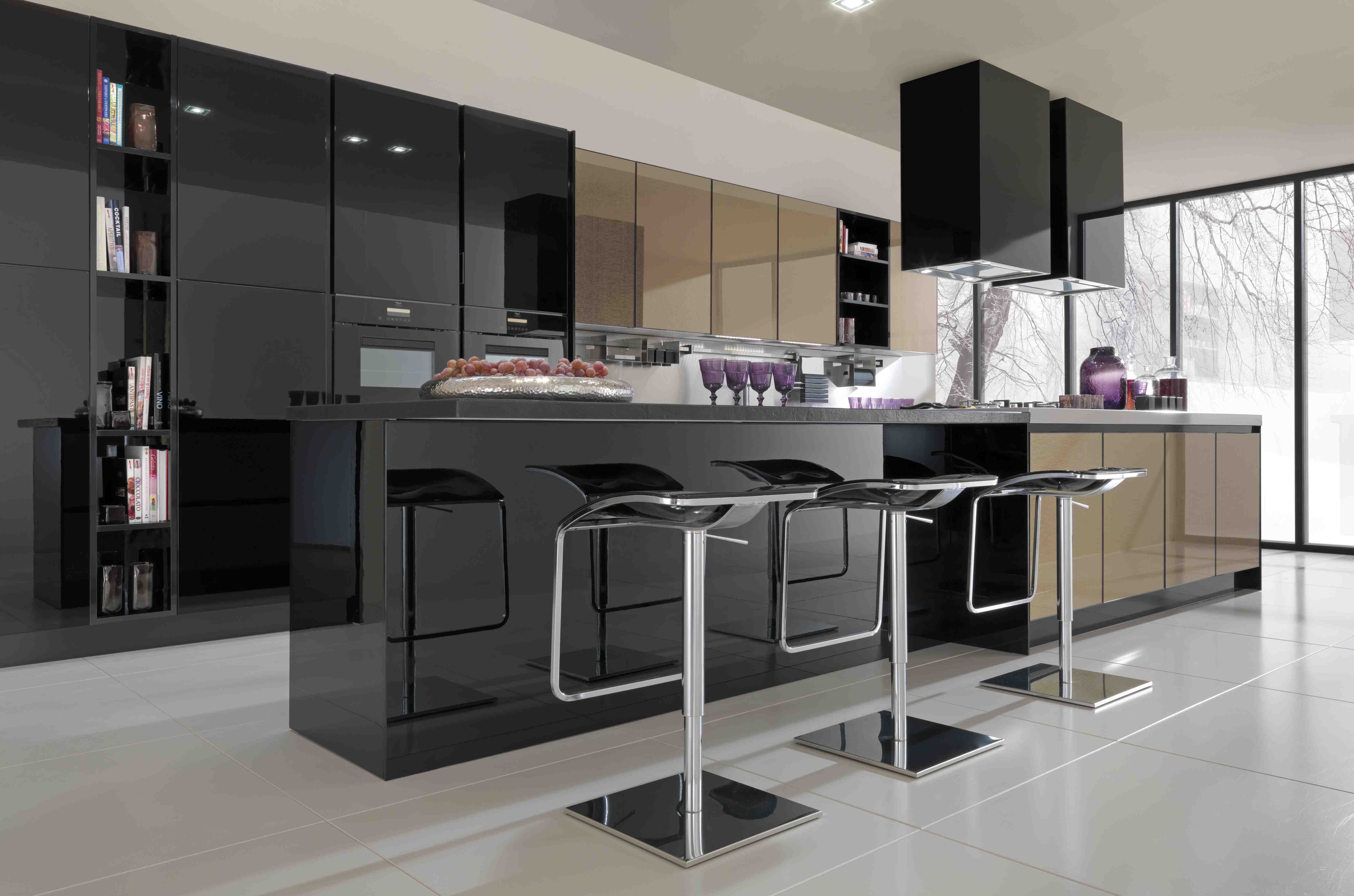 Home spaces intelligent solutions modular kitchens in for German modular kitchen designs